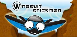 Обзор игры на платформу Андроид - Wingsuit Stickman