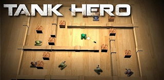 Обзор игры на OS Android - Tank Hero