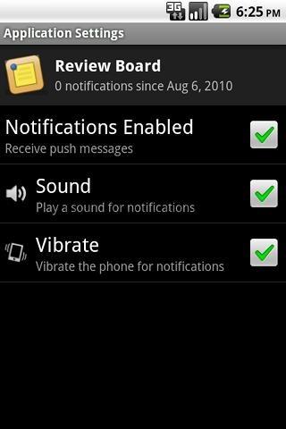 Варианты уведомлений в телефонах Android