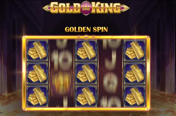 Золотой король